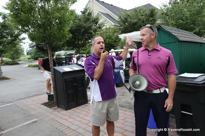 15th Annual Ravens Roost #4 Golf Tournament