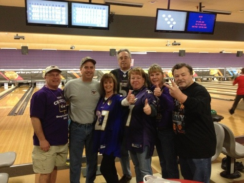 Roost 4 Rolling Strikes 4 Special Olympics