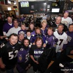 The Ravens Roost #4 members that made the trip to Jilly's.
