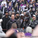 Ed Reed also joined the fun.