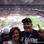As Teresa and Bill shared, the Ravens won the Super Bowl. That means it is parade time in Baltimore.