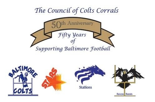 Happy 50th Anniversary to the Council of Colts Corrals / Ravens Roosts!