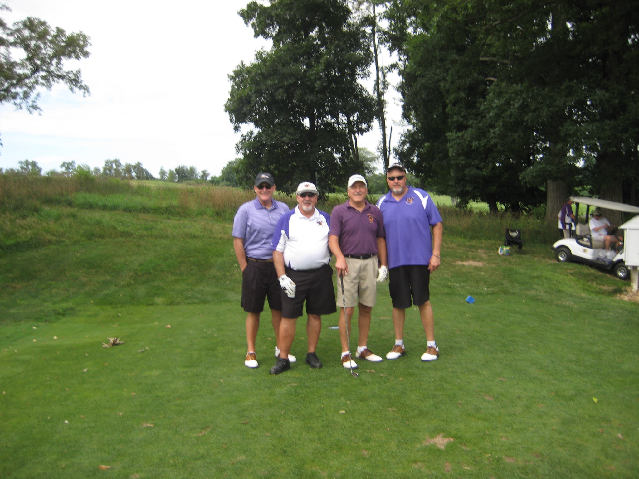 18th Annual Ravens Roost #4 Golf Tournament