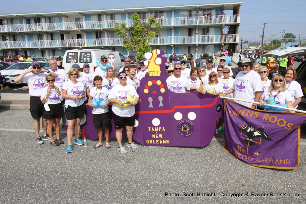 2016 Annual Ravens Roost Convention in Ocean City, MD