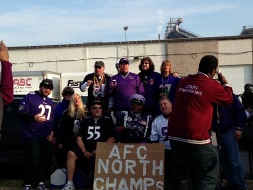 Ravens Host Colts Sunday @ 1pm